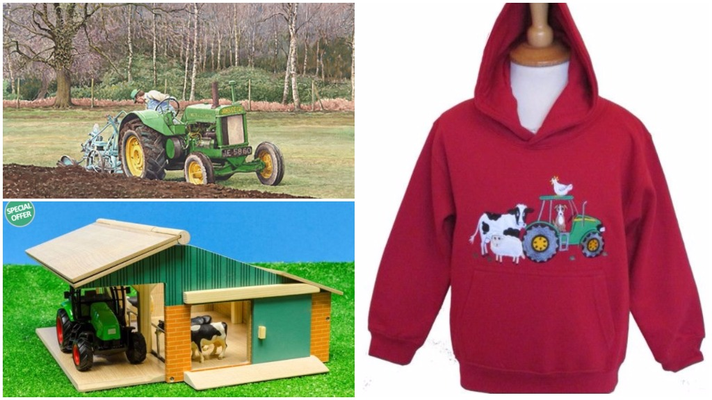 Christmas Gift Guide: What to buy the farmer in your life this year...