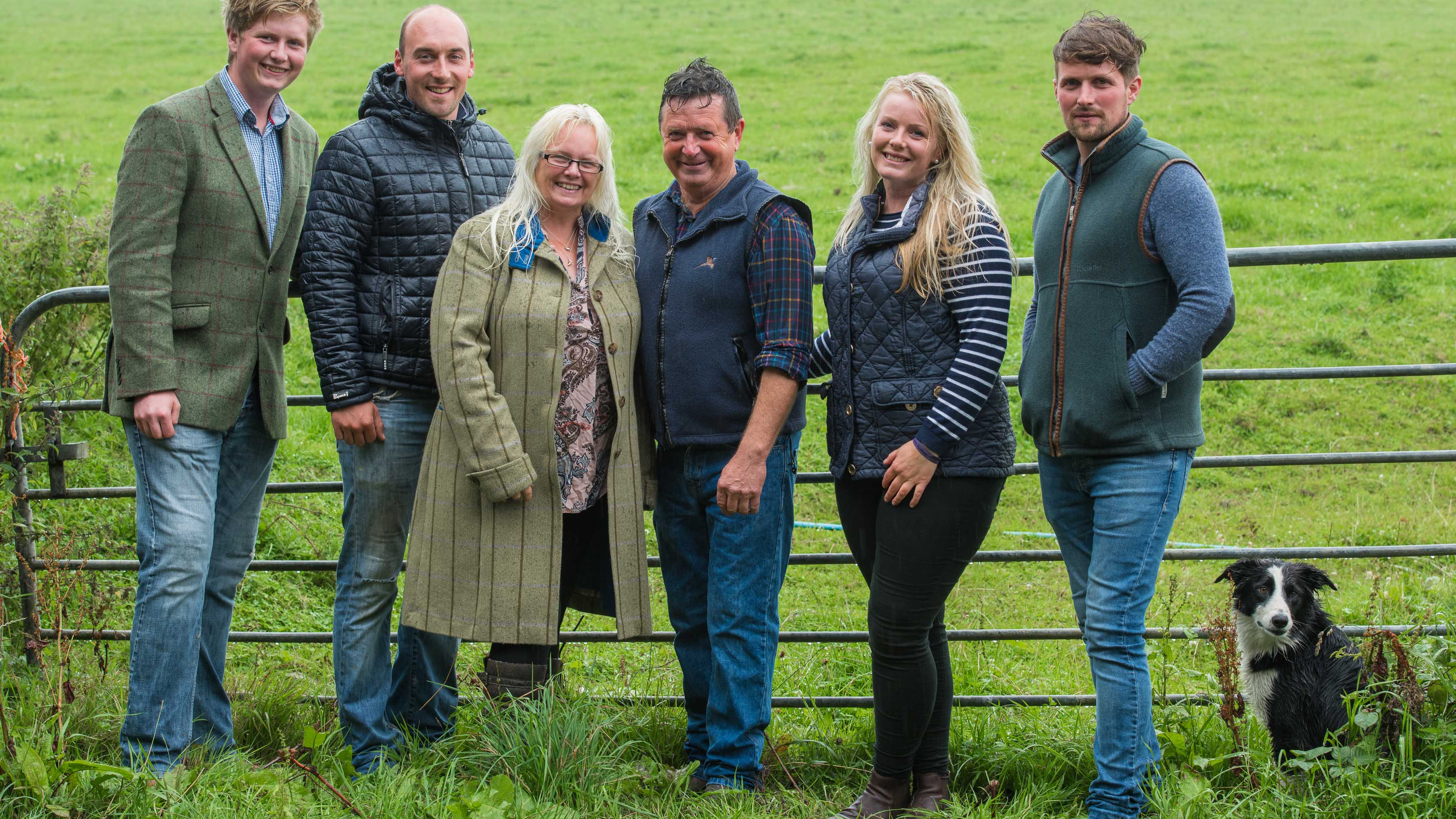 Exports essential to success for Isle of Man family farm