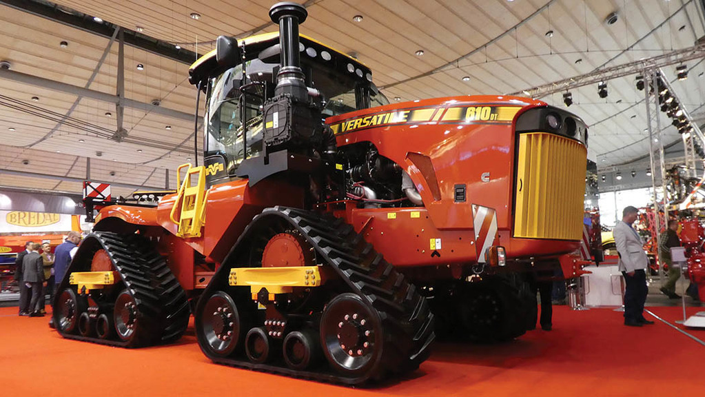 Agritechnica 2017: Latest tractors and loaders launched