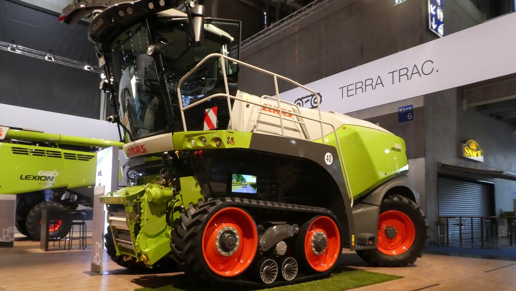 Agritechnica 2017: Latest grassland and forage equipment showcased