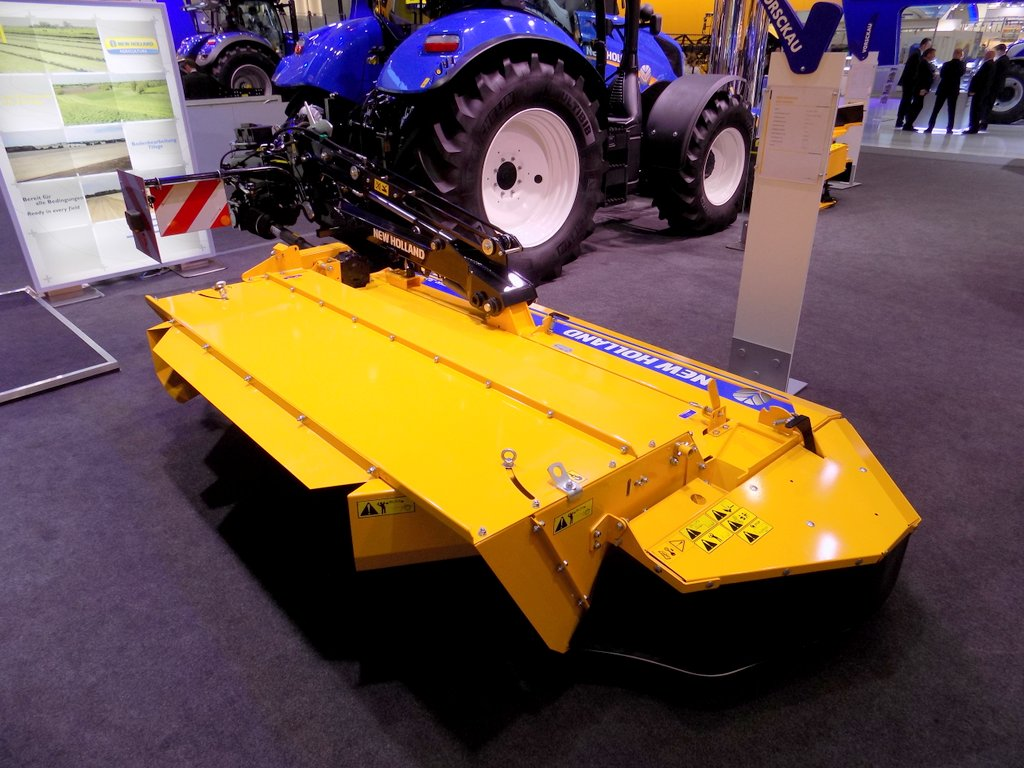 New Holland mowers