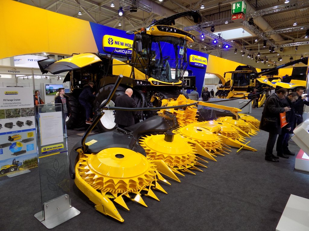 New Holland FR gets more power
