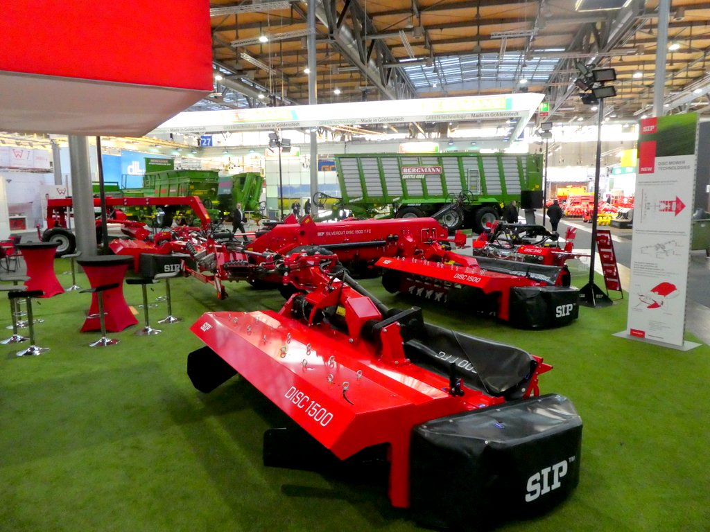 SIP launches monster mower