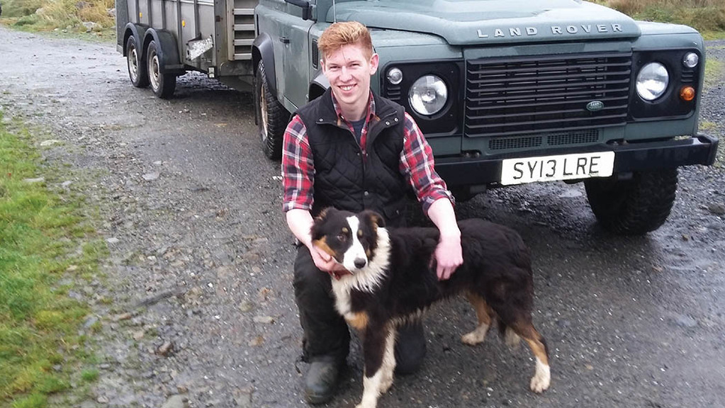 Young farmer focus: I love the farming way of life. It's challenging, exciting and always makes me happy""