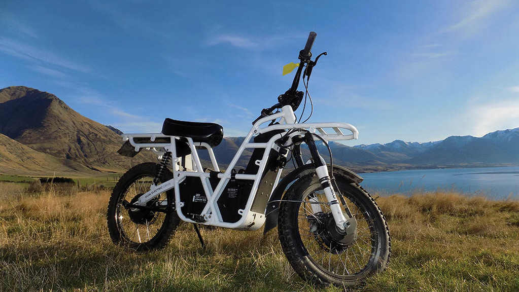 VIDEO: On-test: Ubco's electric bike well worth considering