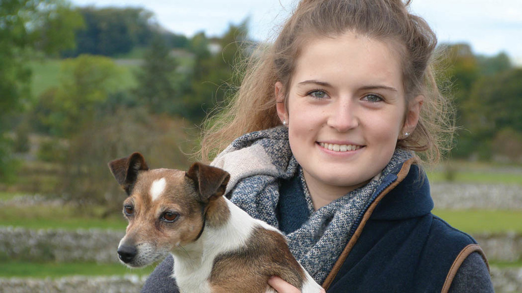Georgie Hunter: Young farmers need support and training to carry on