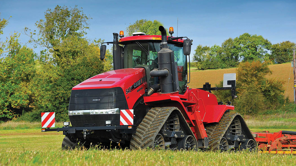 VIDEO: World's most powerful CVT tractor field tested