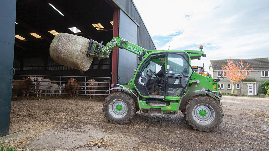 Buyer's guide: Top tips for buying used telehandlers