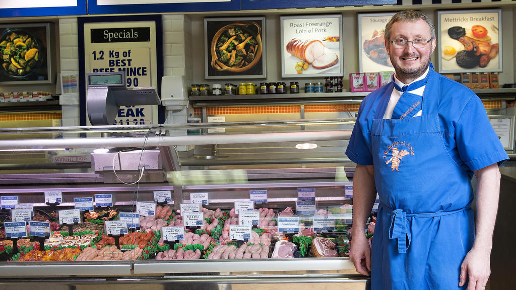 VLOG: Proud to be a butcher video series - Mettrick's Butchers of Glossop, Derbyshire