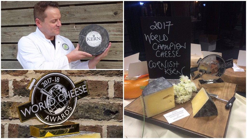 British cheese named best in the world at World Cheese Awards 2017