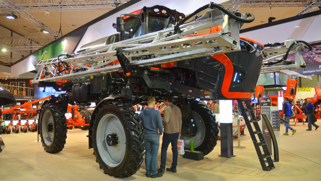 Agritechnica 2017: Sprayers showcased