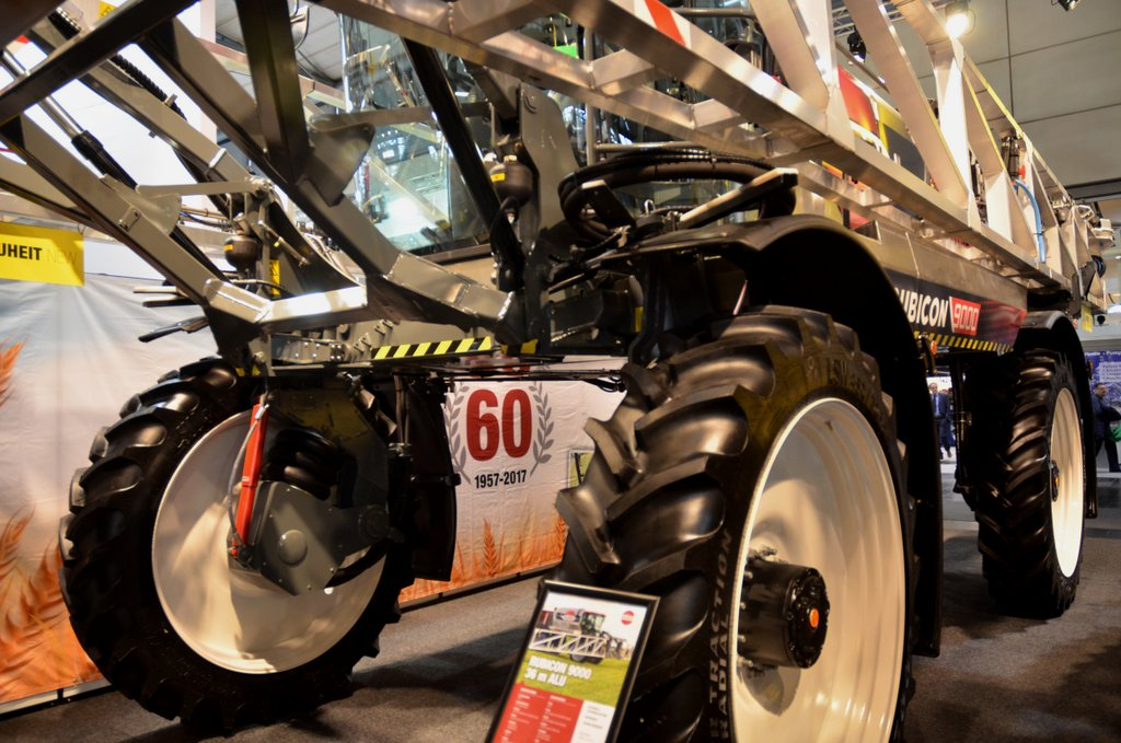 Monster sprayer from Hardi