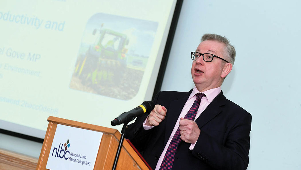LETTERS: Does Michael Gove understand farming?