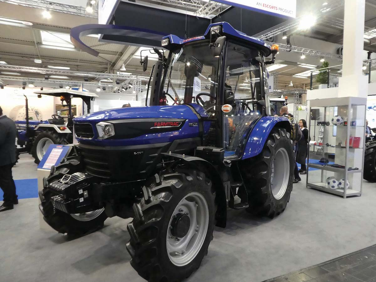 Farmtrac 6 Series