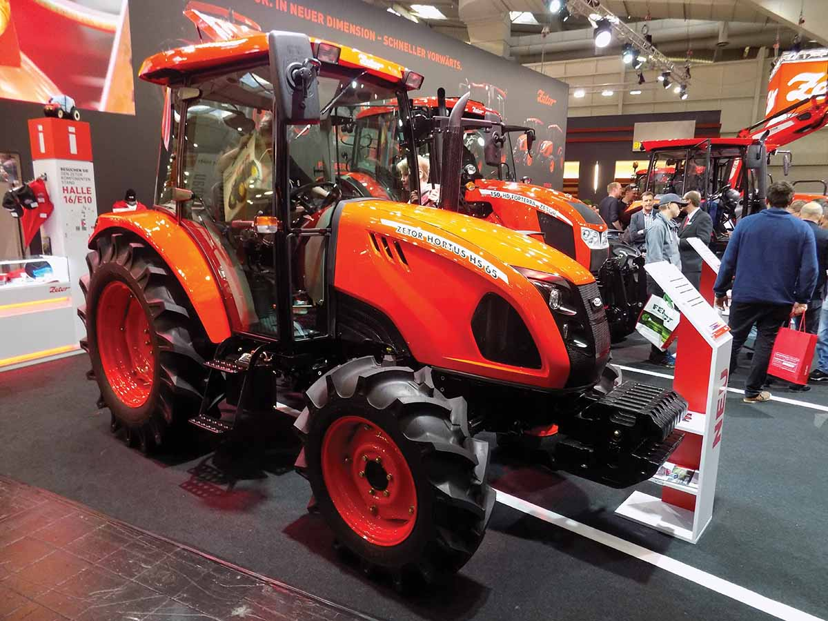 Zetor Hortus and Utilix