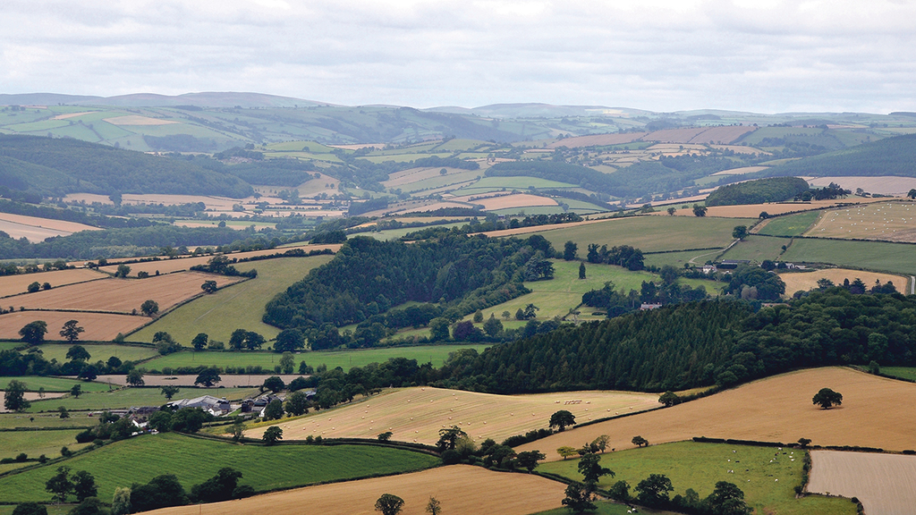 Farmers who protect British countryside should be 'supported and valued'