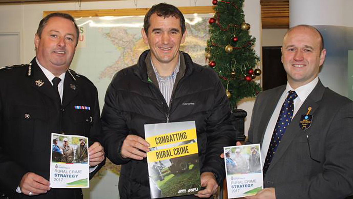 New police strategy sees four rural crime teams take to the countryside