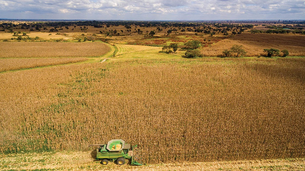 Zimbabwe farmers to be compensated for loss of land