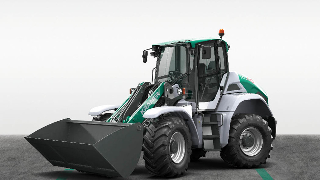Kramer launches its largest loader yet