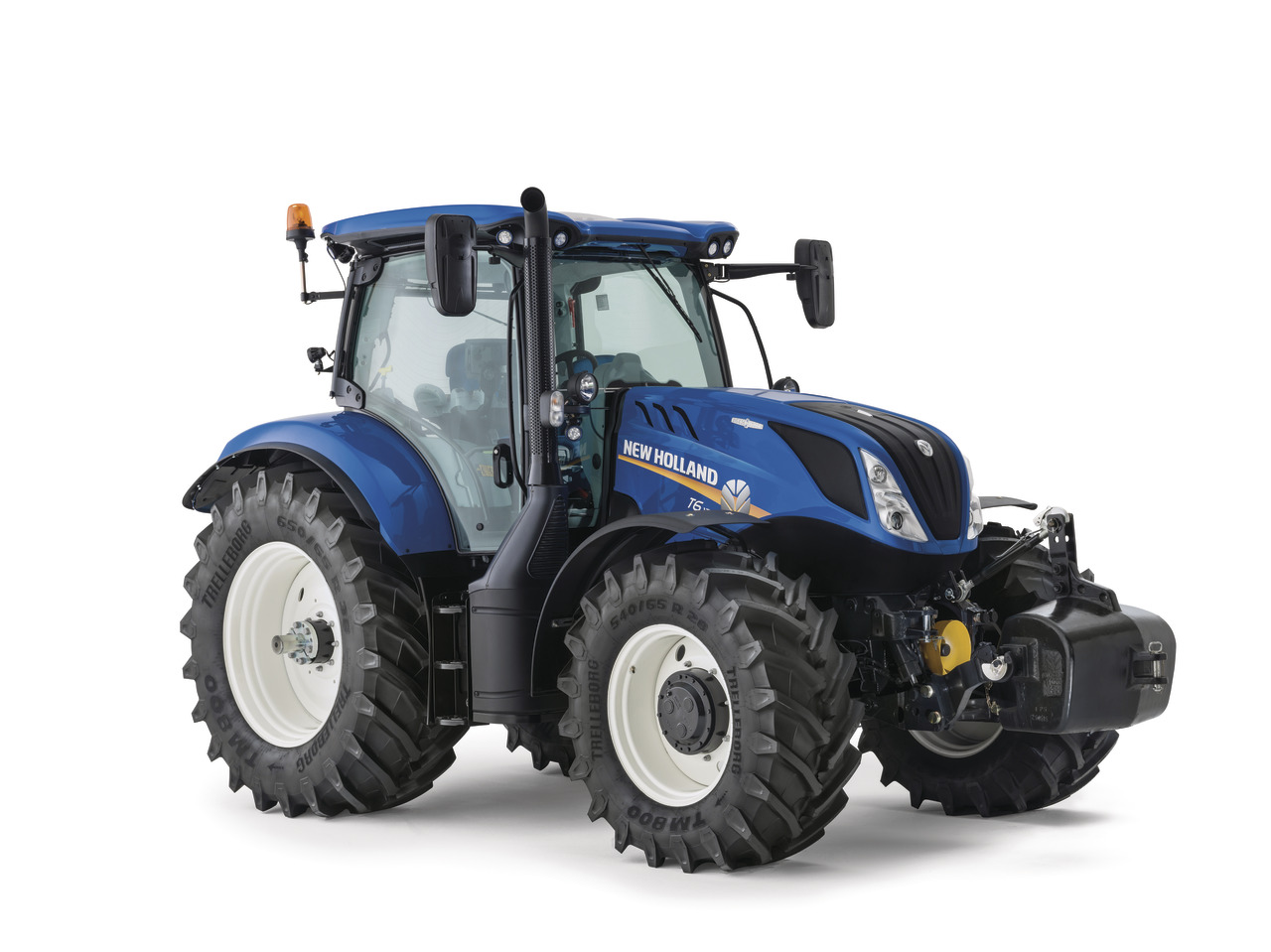 Win a New Holland T6 DCT!