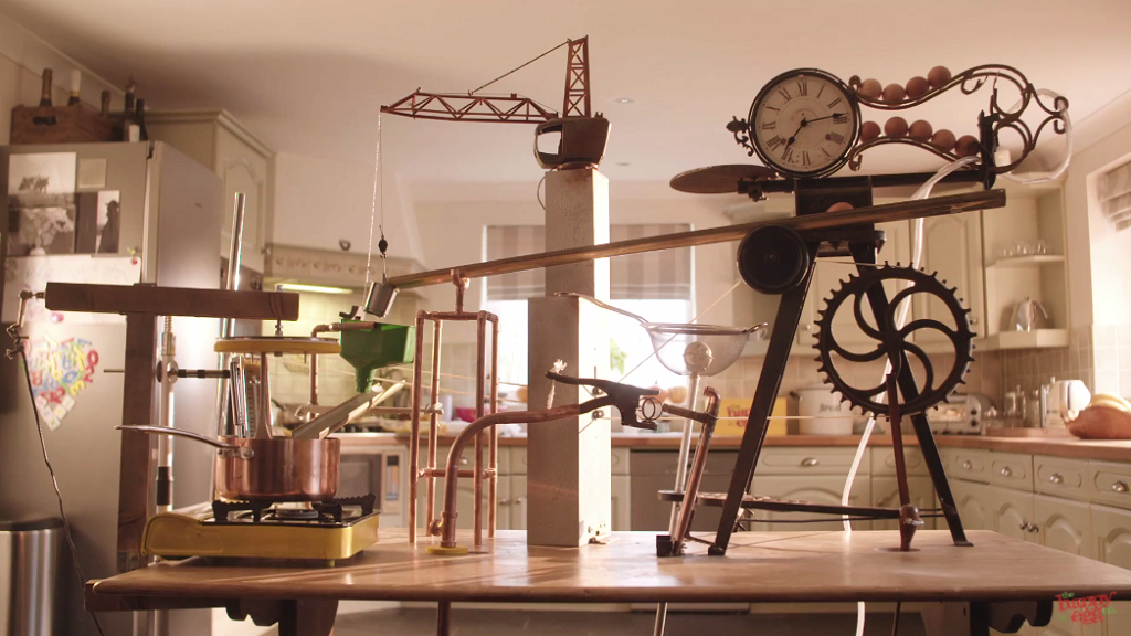 Meet the farmer behind this incredible Wallace and Gromit style invention