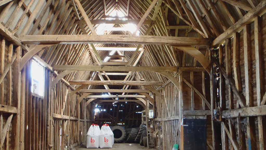 How farmers can use conversions to help save 'historic' farm buildings