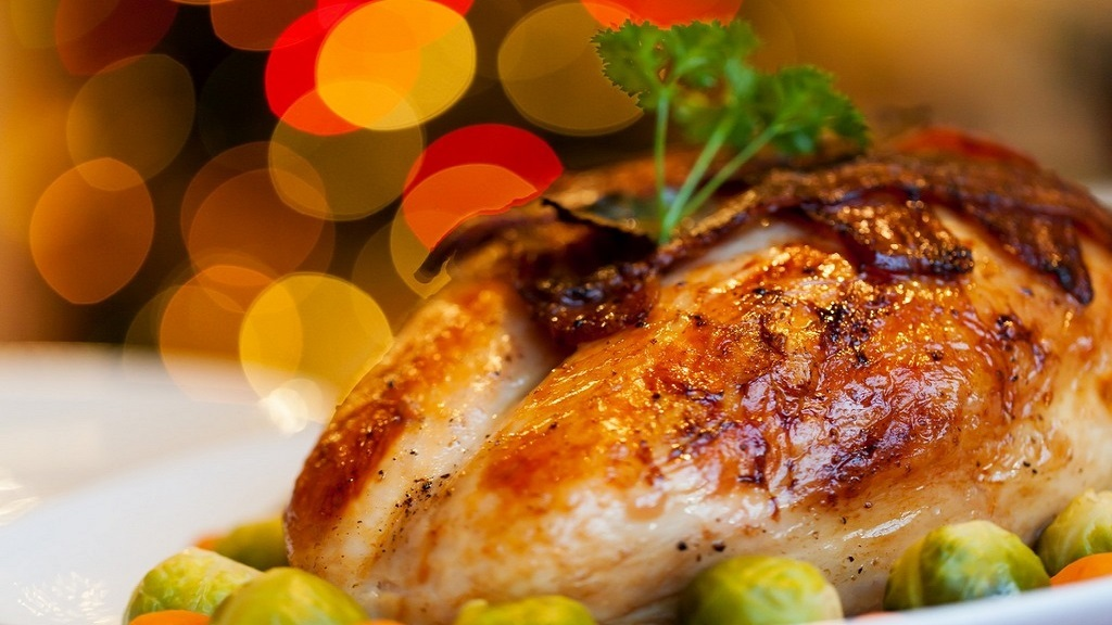 Traditional Christmas dinner sees boost