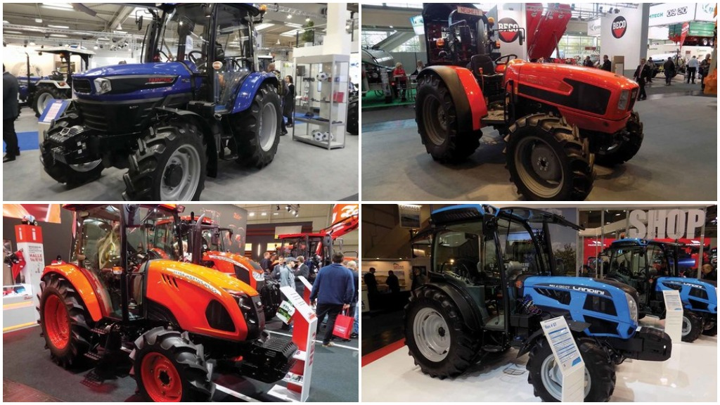 Pint-sized performers: Four simple-spec tractors for your farm