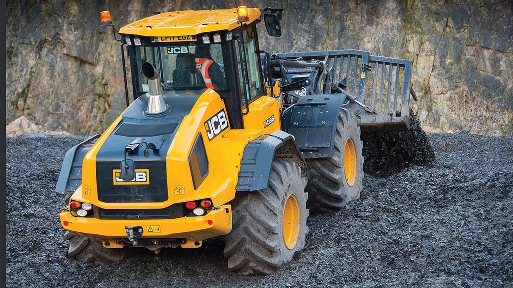 On-test: JCB's new 419S wheeled loader under the microscope