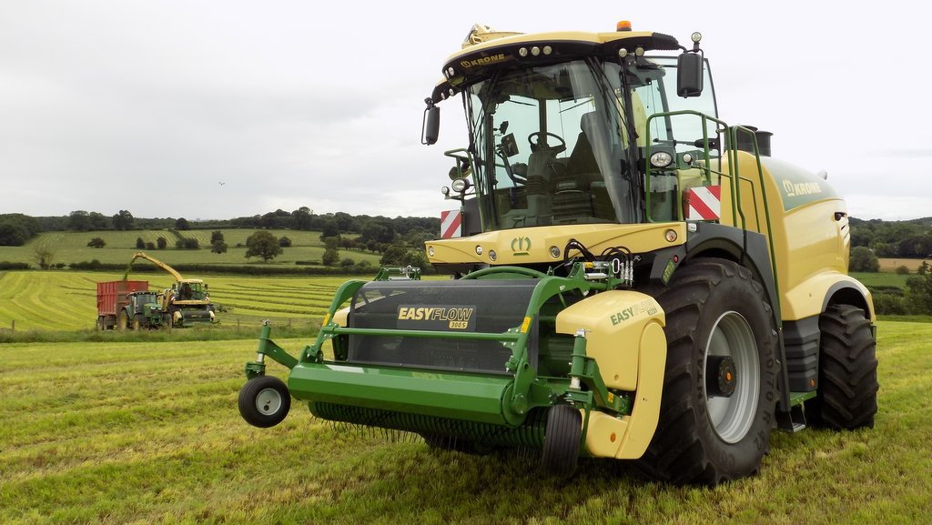 On-test: Comfort now matches capacity for Krone's BigX