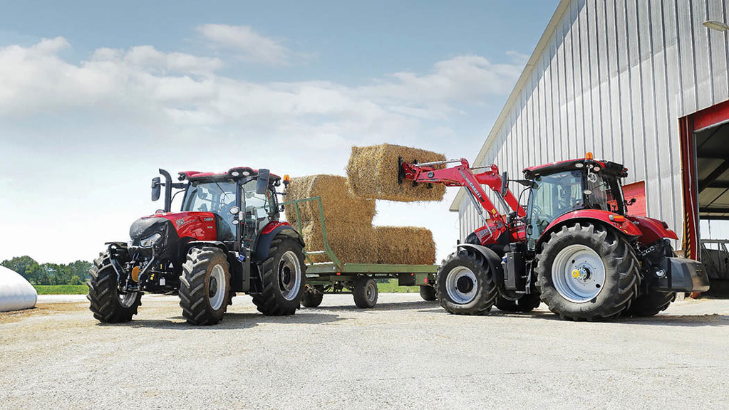 Case IH: Lancashire and Norfolk