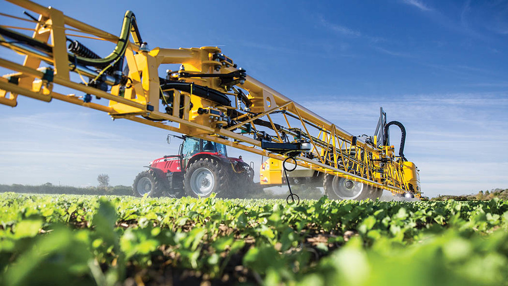 Sprayers and spreaders