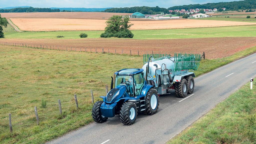 Cooking on gas: A closer look at alternative fuels for farm machinery