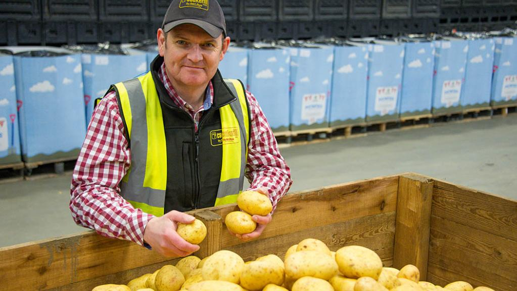 Instilling confidence for a successful potato industry