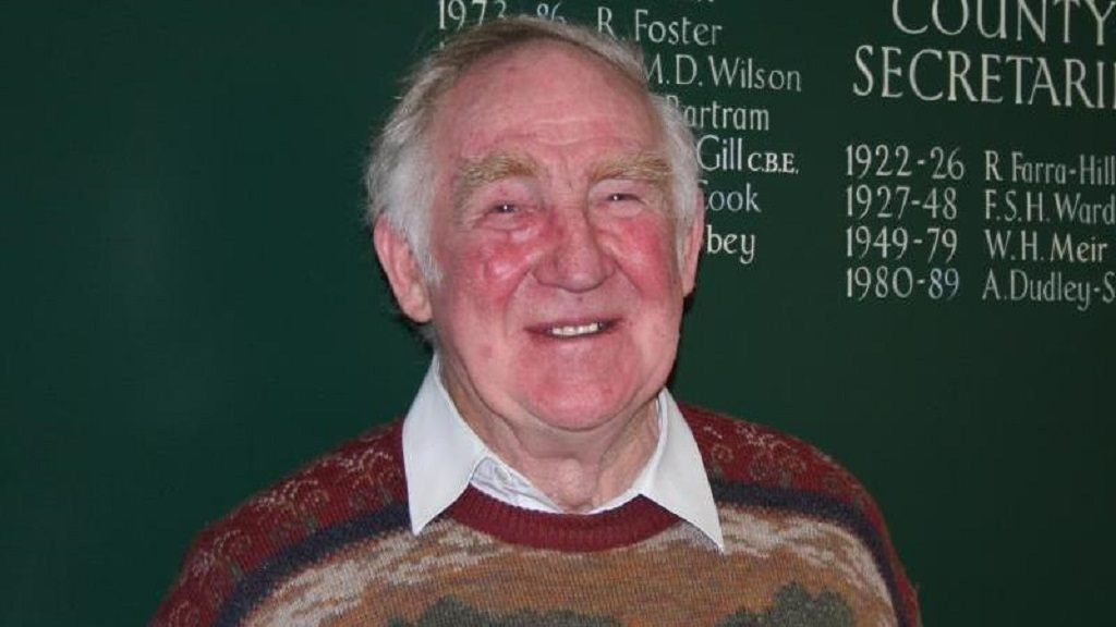 'A great ambassador for the industry' - tributes paid to pioneering farmer Ronnie Foster MBE