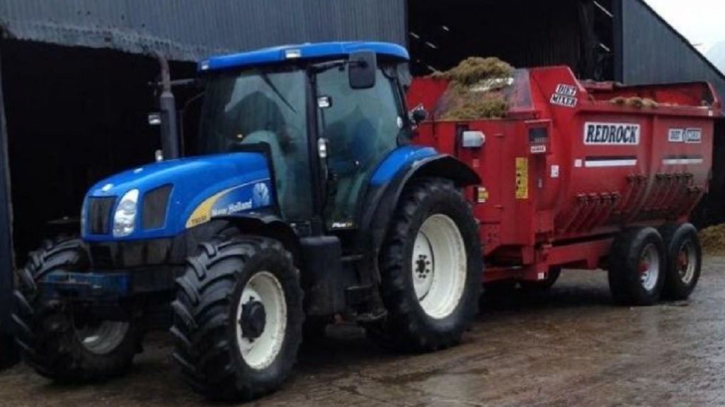 Farmer left 'frustrated' after New Holland tractor thief avoids jail term