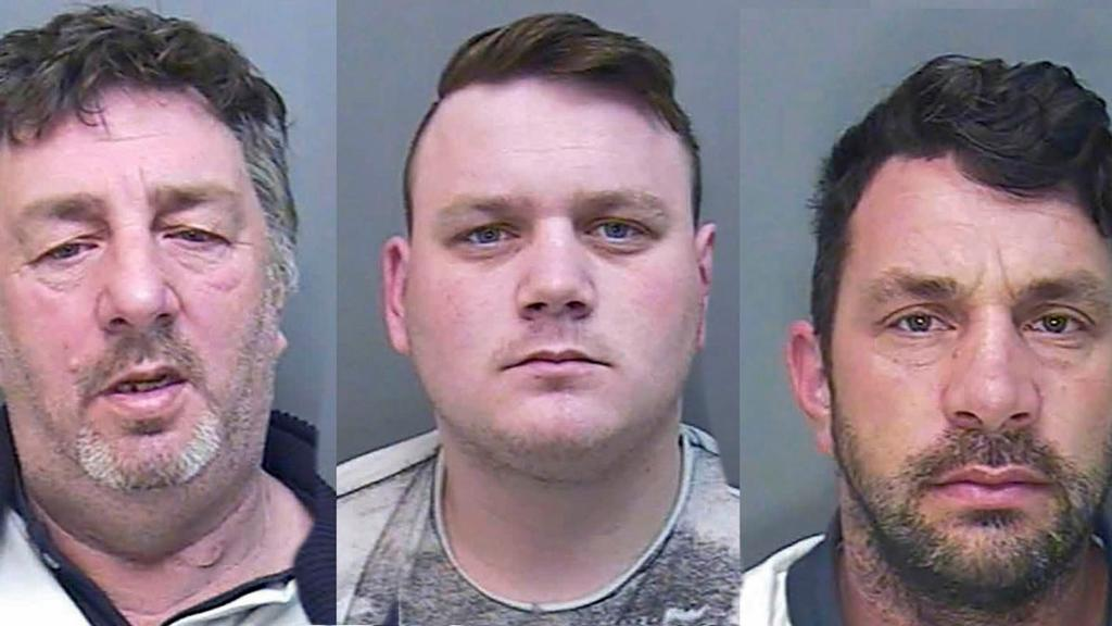 Farm theft gang leaders forced to repay £120,000 after preying on isolated properties