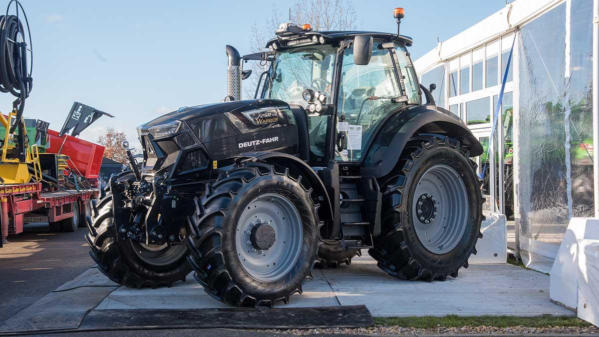 Lamma Show 2018: Tractor developments