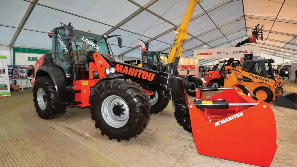Lamma Show 2018: Loader launches