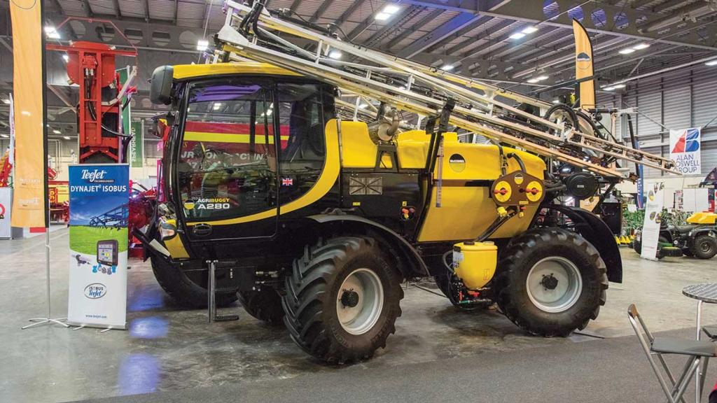 McConnel AgriBuggy A280