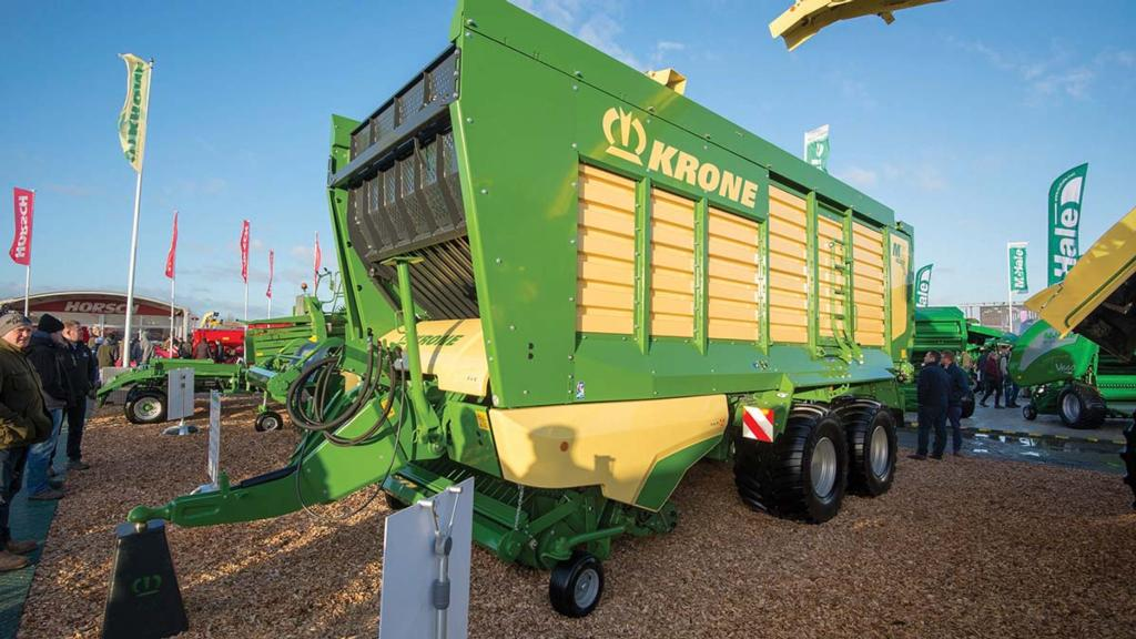 Lamma Show 2018: Grassland and muck equipment