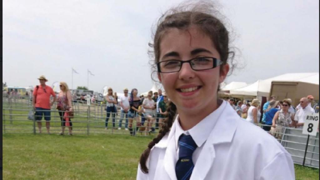 Young Farmer Focus: Fleur Taylor, 13 - 'I think we need to get more young people in to farming'