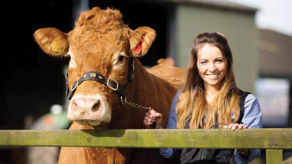 Young Farmer Focus: Stephanie Dick - 'Being a young woman in farming has challenges but there are so many opportunities'