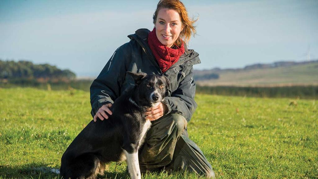 VIDEO: How to train your sheepdog - from TV star and bestselling author Emma Gray