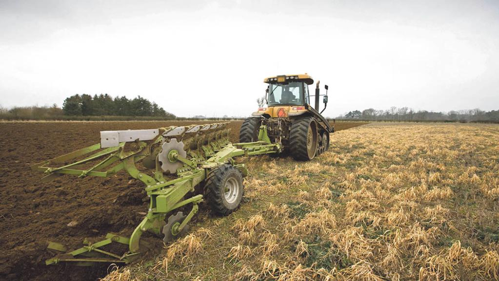 Narrowing furrows improves inversion