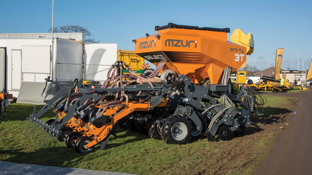 Lamma Show 2018: Tillage tackle