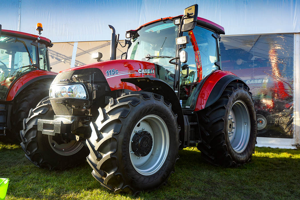 Case IH upgrades Farmall C range
