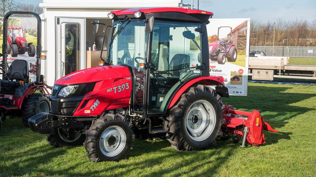 TYM adds new T393 model