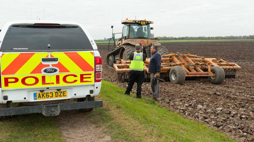39% of rural police forces lack a rural crime team, new survey finds