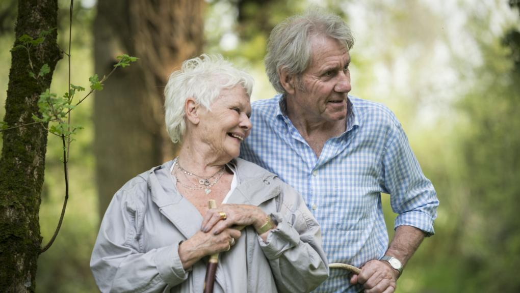 Dame Judi Dench becomes patron of Countryside Restoration Trust